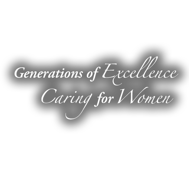 Generations of Excellence Caring For Women