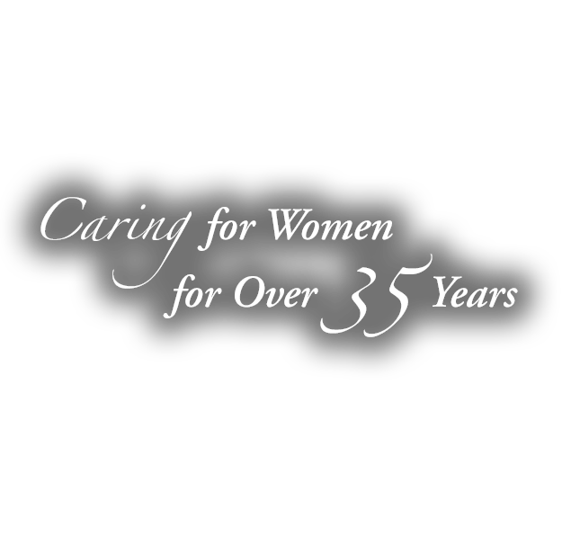 Caring for Women for Over 35 Years